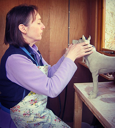 Clare Pavey - Ceramic artist